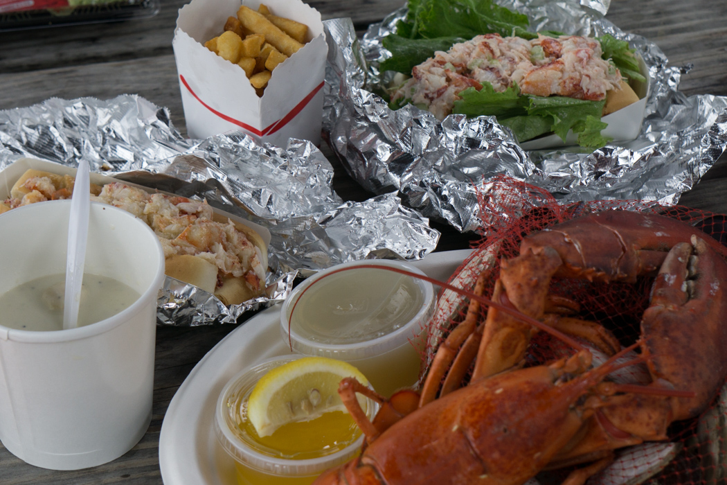 The Net Result - Seafood - Vineyard Haven