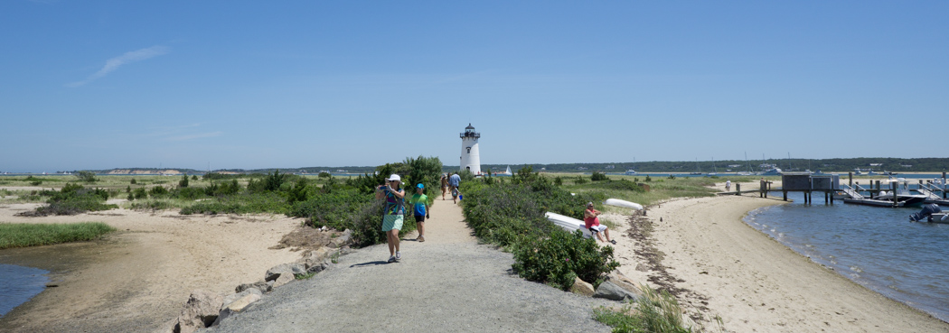 Joli petit phare d'Edgartown -