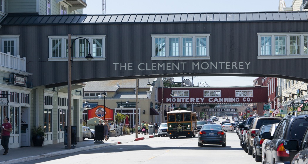 Cannery Row - Monterey - Californie