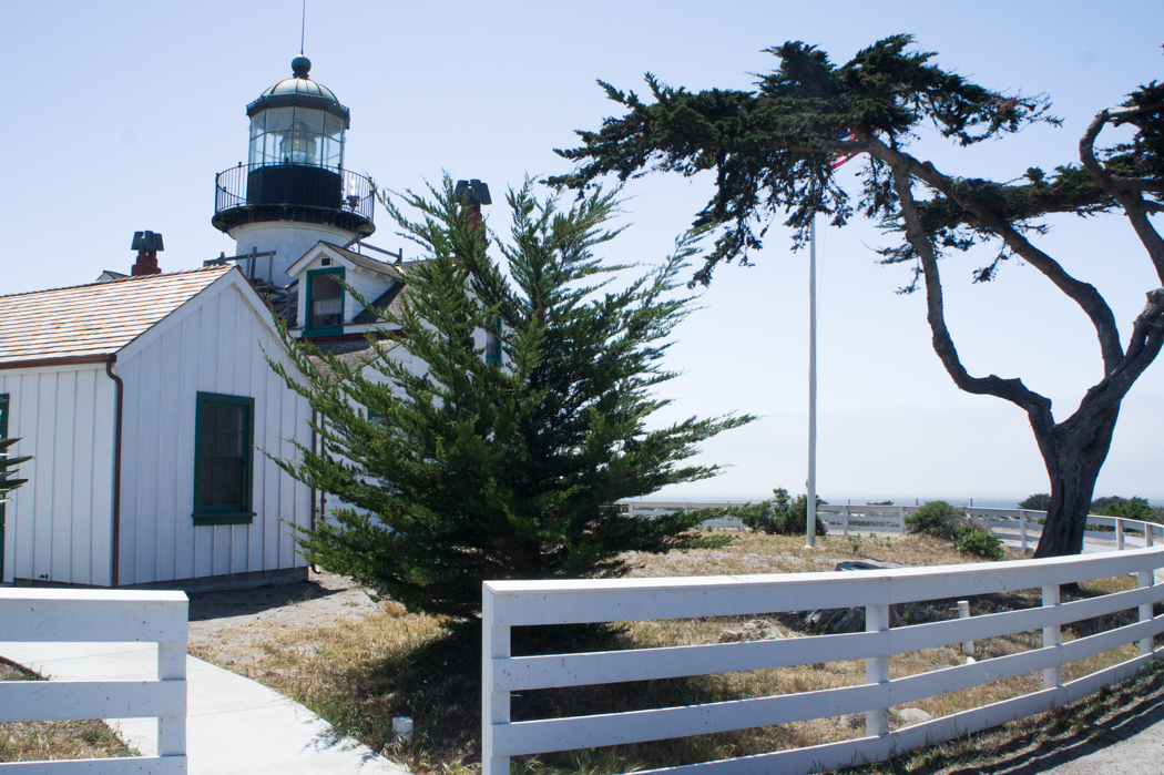 Point Pinos - Pacific Grove - Monterey - Californie