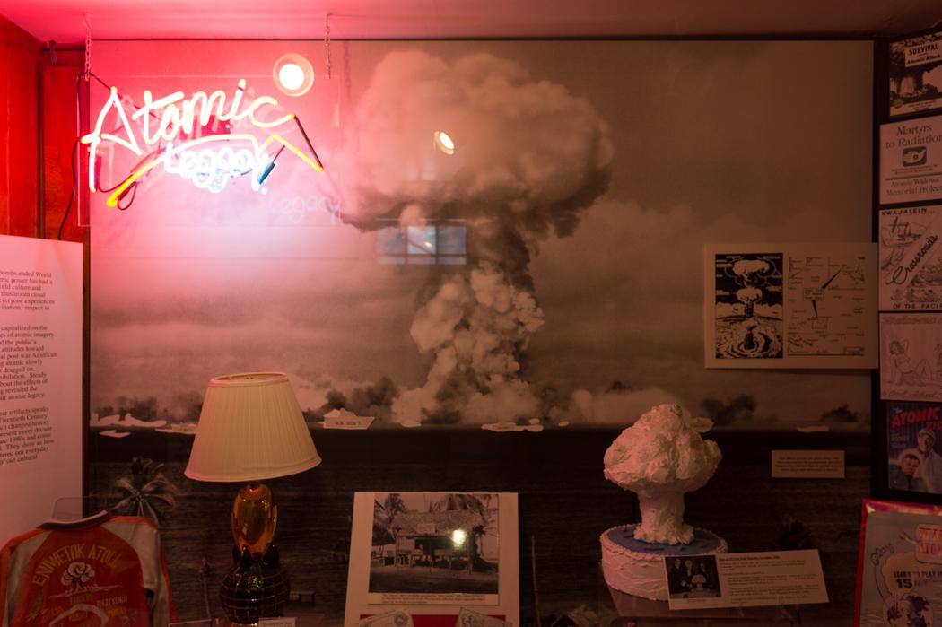 Atomic museum Los Alamos Nouveau Mexique