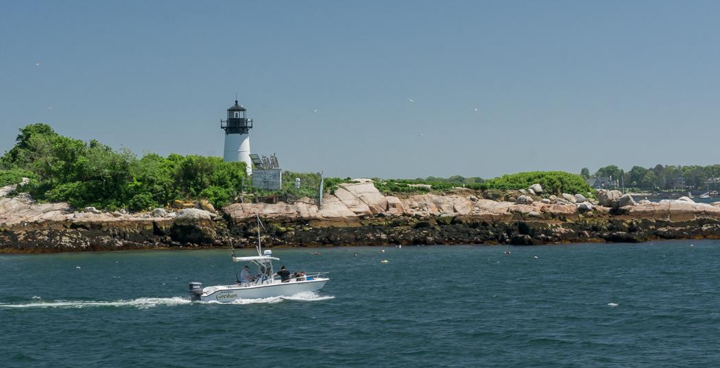 Phare Gloucester Massachusetts