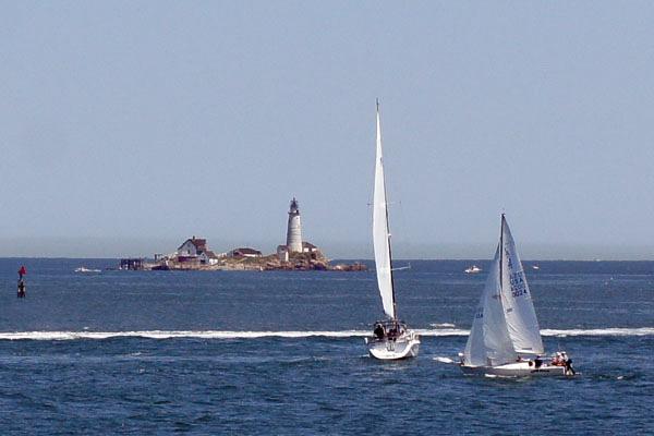 Phare Boston Islands