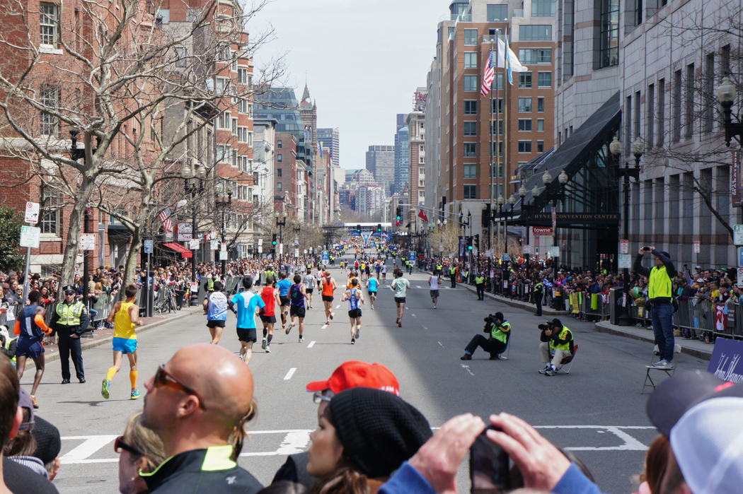 Boston - Boylston Street