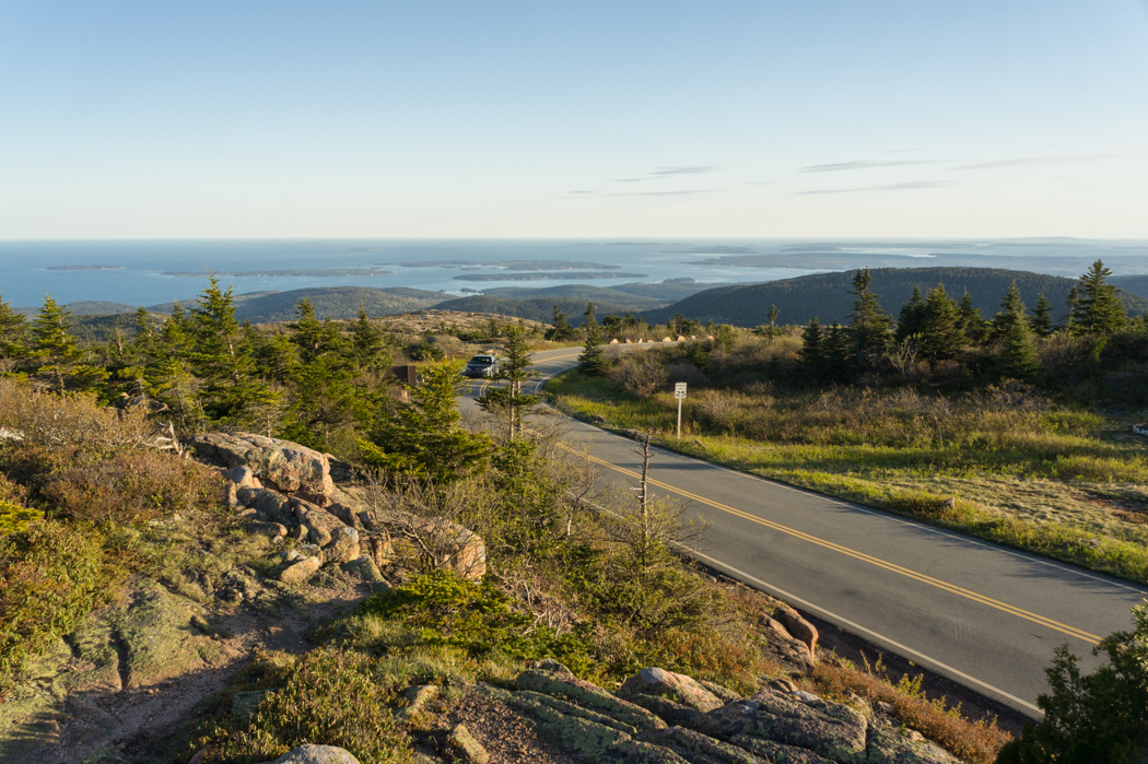 Acadia National Park - Cadillac Mountain