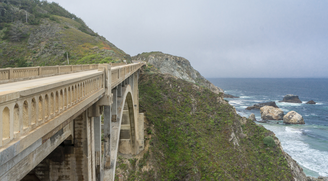 Big Sur - bridge