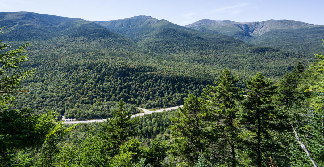 White Mountains Kancamagus Highway