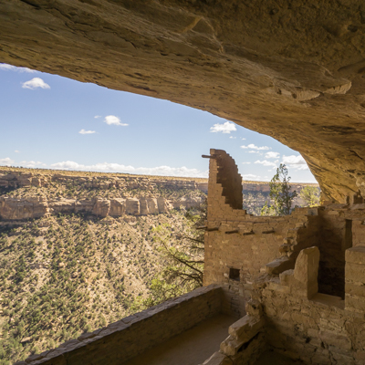 Mesa Verde Palace Cliff