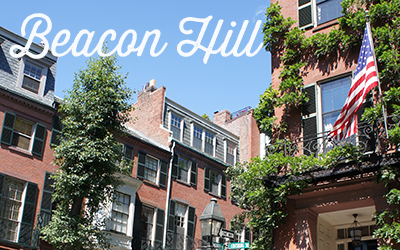 Beacon Hill Boston visite guidée