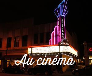 cinéma aux USA