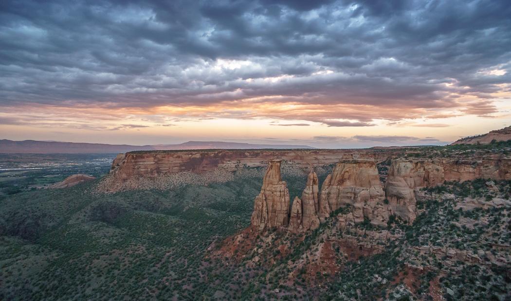 Colorado National Monument - ciel