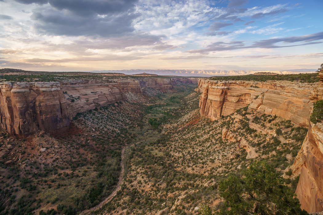 Colorado National Monument plateau