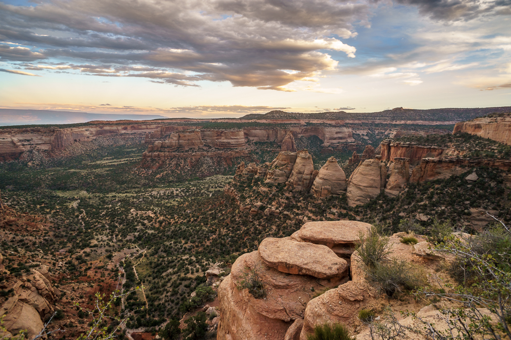 Colorado National Monument - rochers