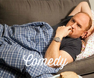 comedy et louis ck