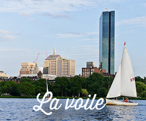 la voile à Boston
