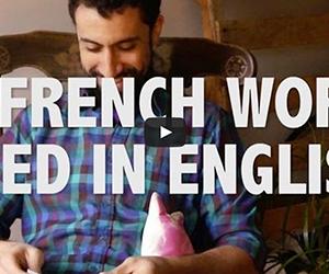 mots français en anglais