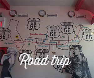 road trip aux Etats-Unis