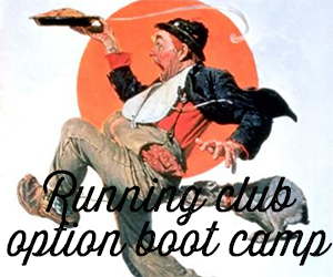 running club option bootcamp