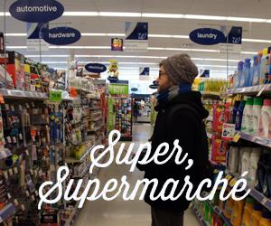 super supermarché
