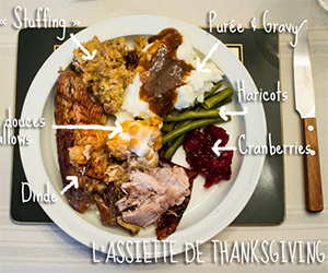 thanksgiving traditionnel