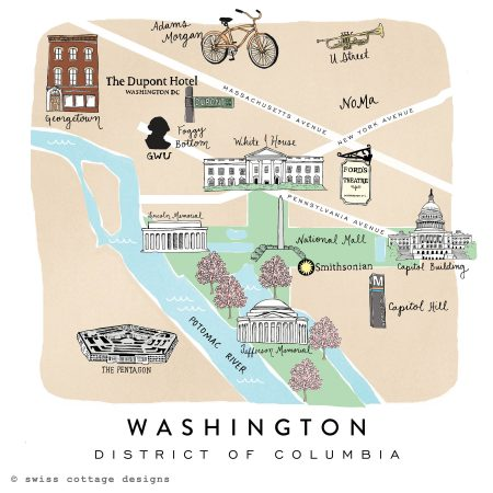 Visiter Washington DC La Capitale Des Etats Unis