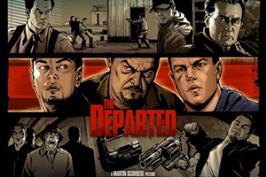 The departed - Les infiltrés - film Boston