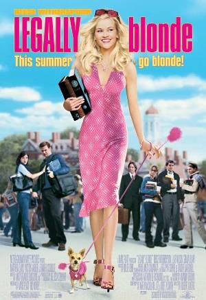 Legally blonde - la revanche d'une blonde