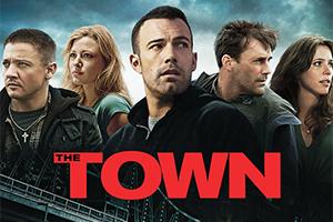 the town boston film