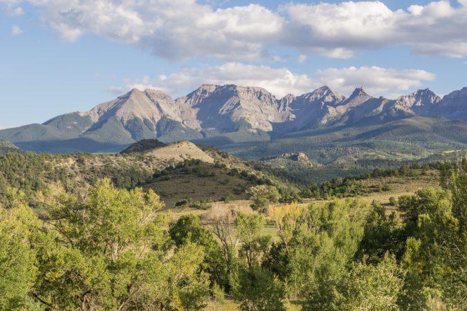 Colorado road trip - dans les montagnes