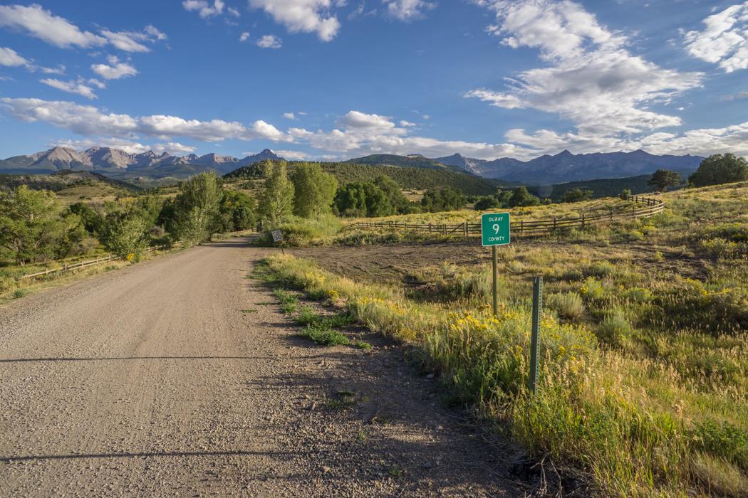 Colorado road trip - sur la route pour Telluride