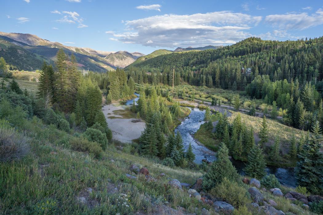 Colorado road trip - sur la route pour Telluride 2