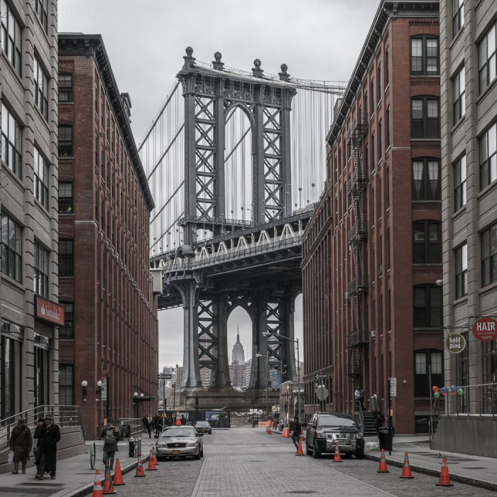 visiter-new-york-8 vue Manhattan Bridge Dumbo