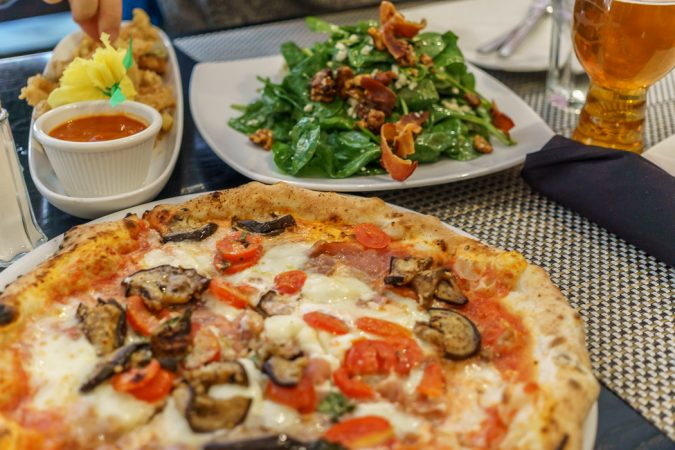 Pizza Georgetown Washington DC