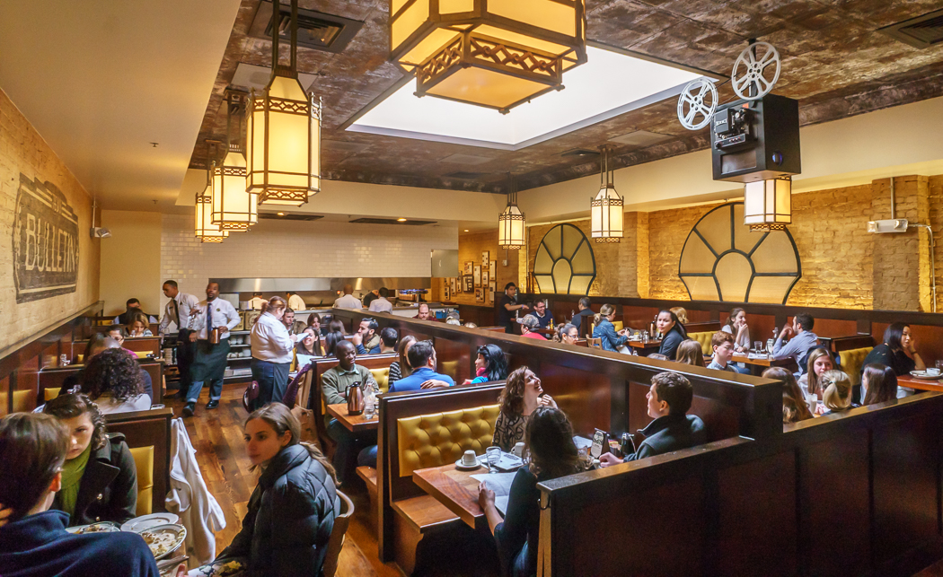 Washington Restaurant Ted Bulletin Brunch