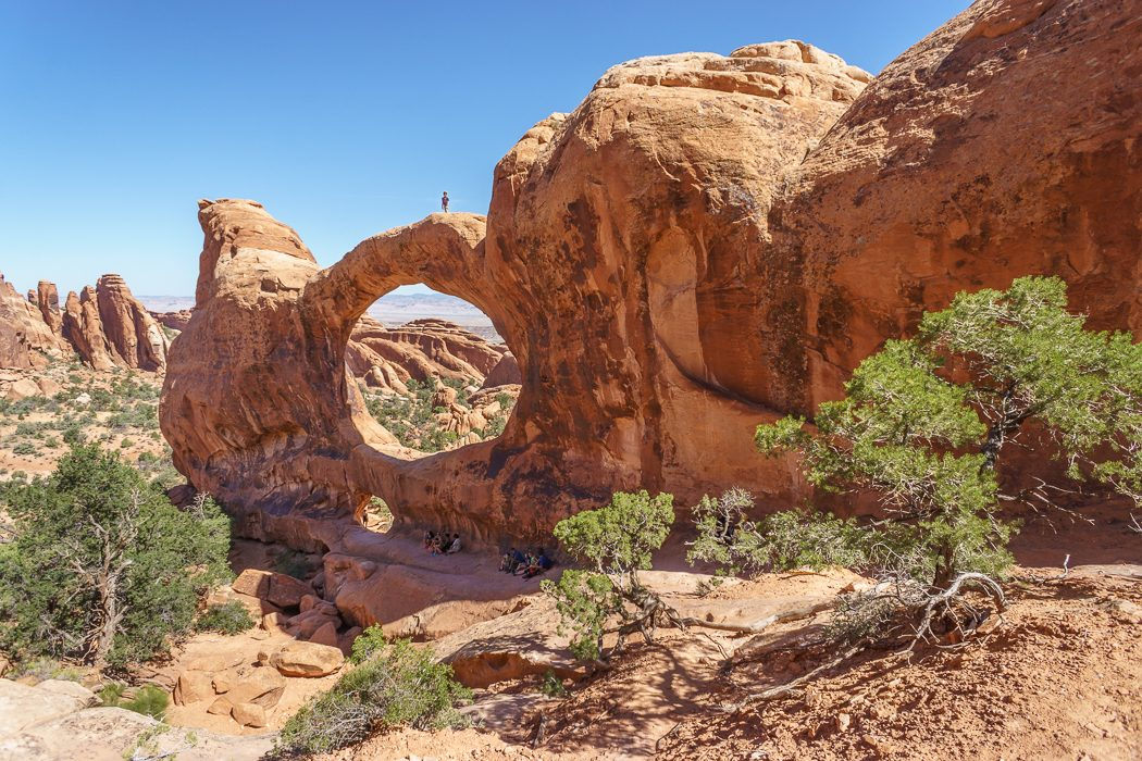 arches-national-park Double O Arch