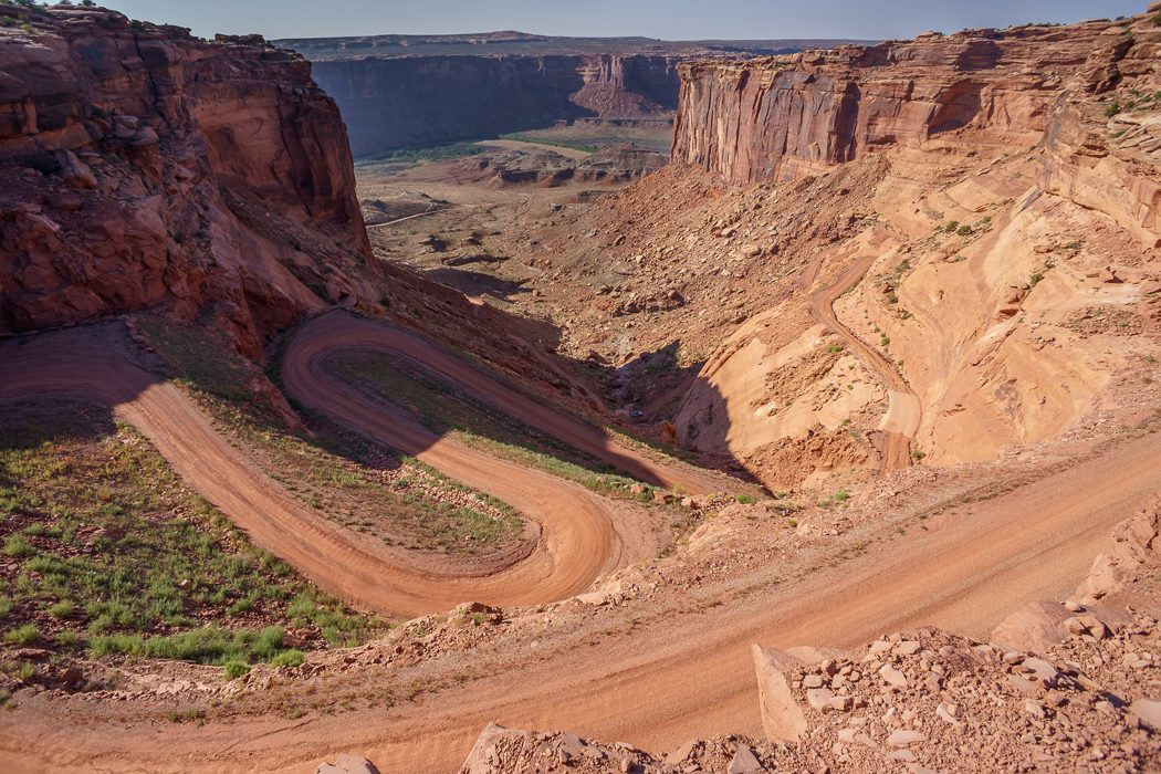 Canyonlands National Park Mineral Road