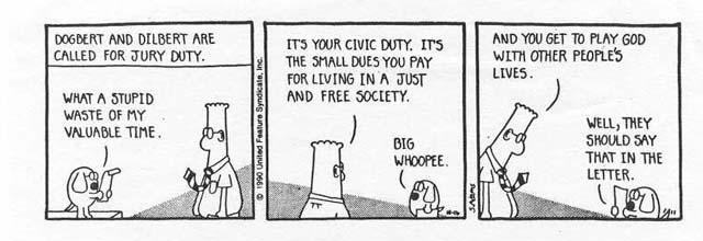 Dilbert Jury