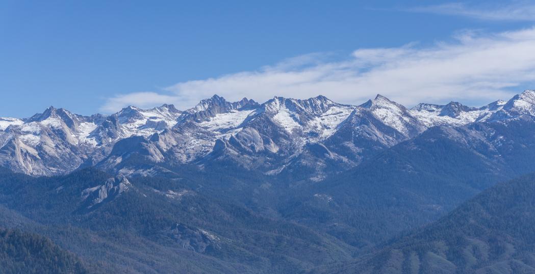 blog trip californie MOro Rock sequoia - sierra nevada