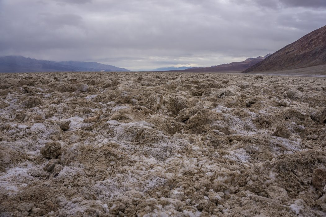 death valley california - Bad Water