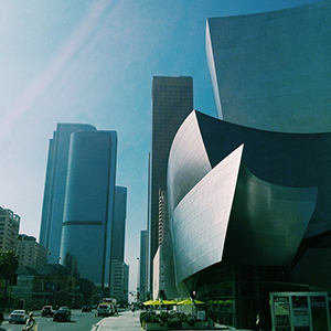 disney center downtown la