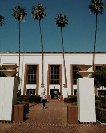 gare Art Deco de Los Angeles - www.maathiildee.com
