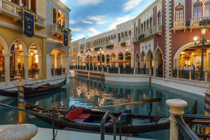 Las Vegas - Le venetian