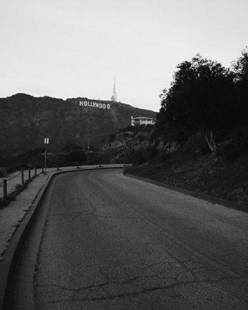 Le signe Hollywood - Los Angeles - www.maathiildee.com