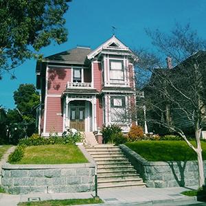 maison halliwell Los Angeles