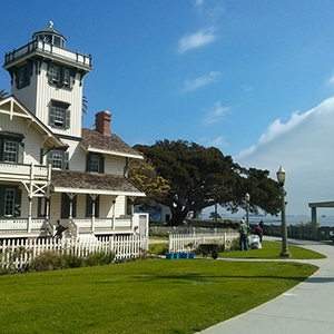 point fermin lighthouse - Los Angeles - www.maathiildee.com