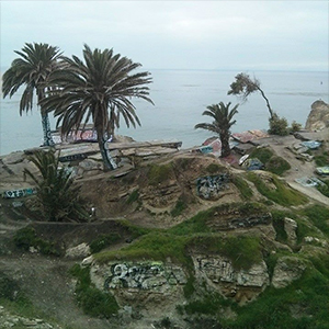 sunken city los Angeles