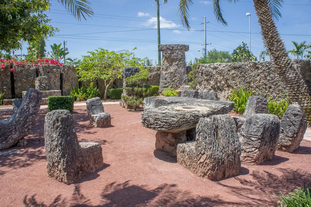 edward Leedskalnin Coral-castle-floride-7