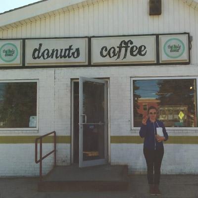 Holy Donut Portland