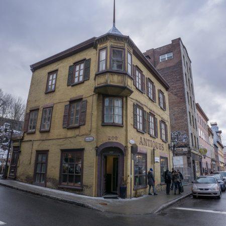 Visite de la ville de Quebec-16