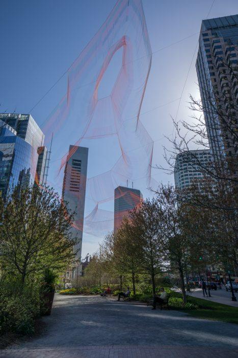 Greenway Boston - Janet Echelman